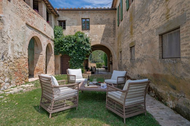 Montalcino Country House