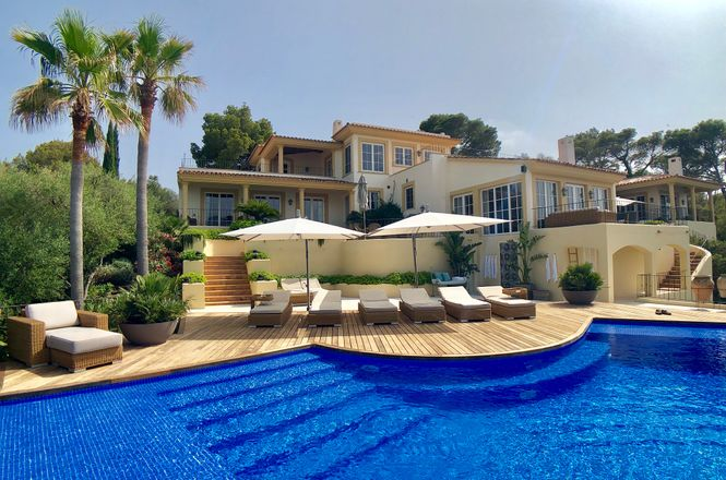 Port Andratx Luxury Villa