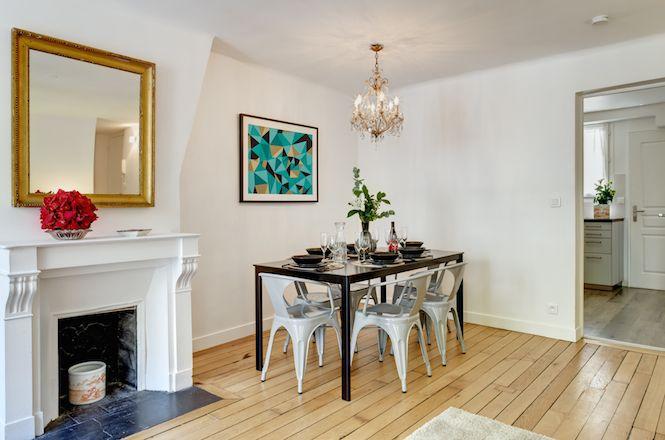 Metiers Paris Apartment