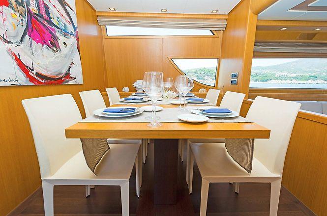 Charter Yacht Mykonos