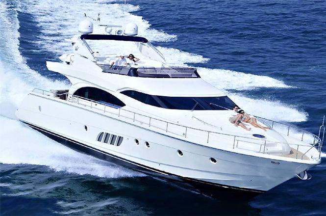 Yacht Charter Mykonos