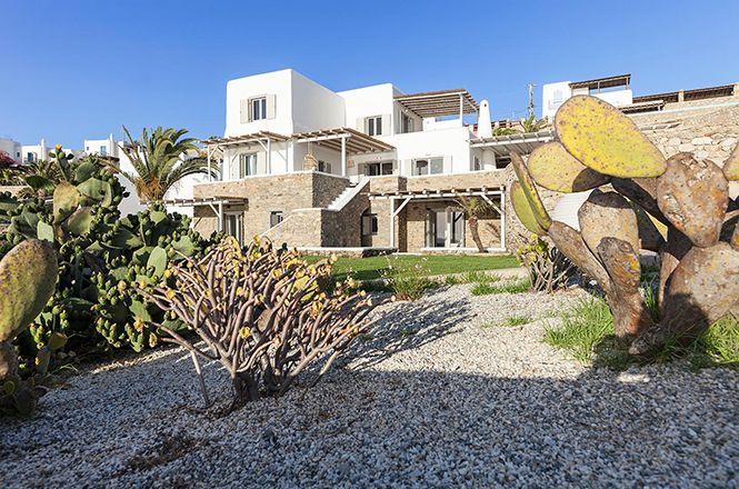 Aleomandra Beach Villa