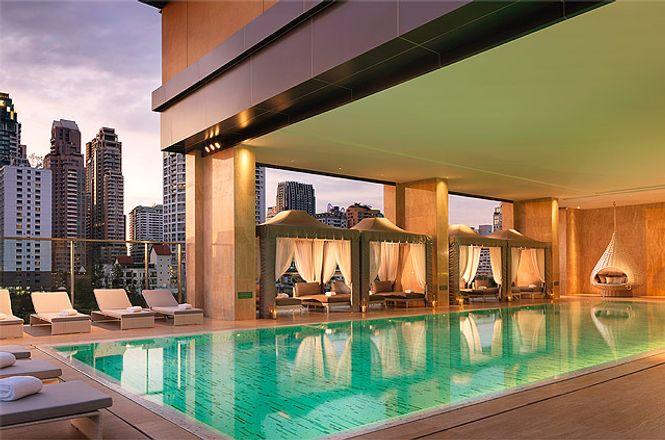 Bangkok Pearl Suite