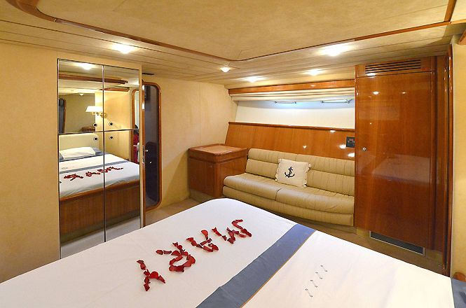 Motor Yacht Ferretti