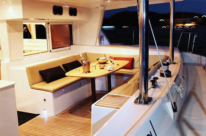 Charter Catamaran Cyclades