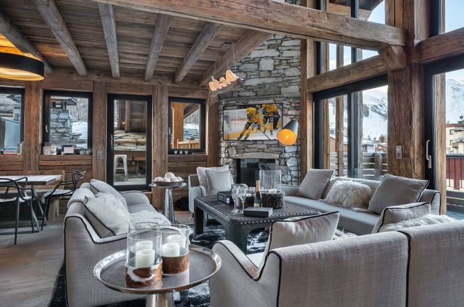 Val d'Isere Luxury Apartment