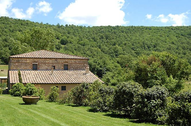 Design Luxury House Tuscany