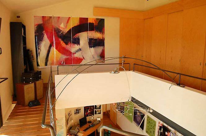 Artist Workshop Tuscany Hill
