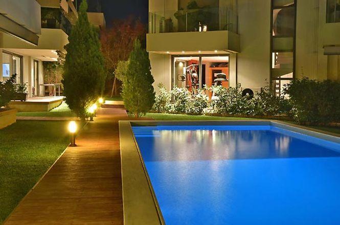 Alimos Pool Apartment