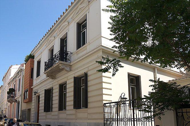 Designer Downtown Mansion