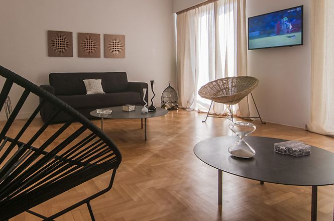 Acropolis Holiday Apartment
