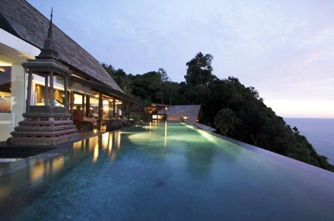 Phuket Oceanview Villa