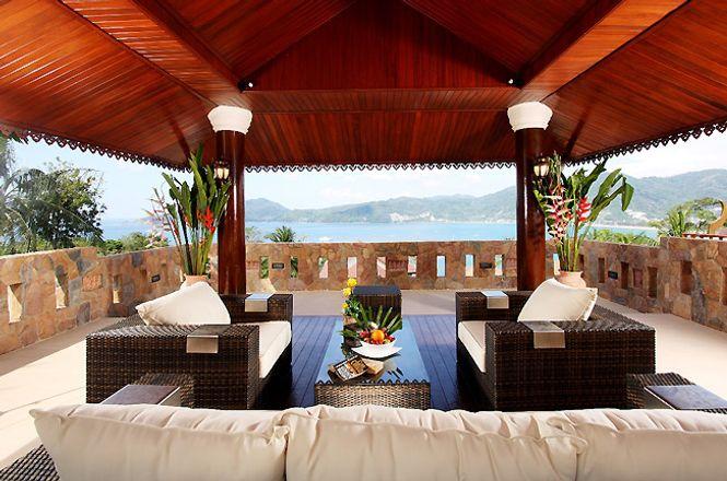 Patong Hill Luxury Villa