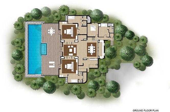 Elegant Thai Luxury Nest