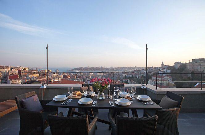 Golden Bosphorus Penthouse