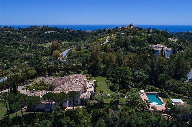Marbella Villa Pool