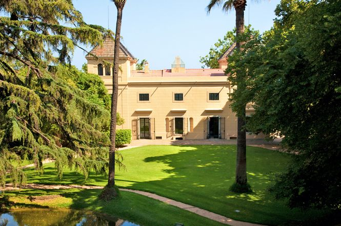 Barcelona Exclusive Mansion