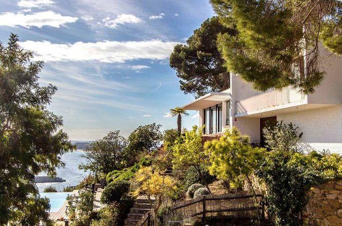 Blanes Seaview Villa