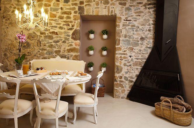 Spa Rustic Stylish Villa
