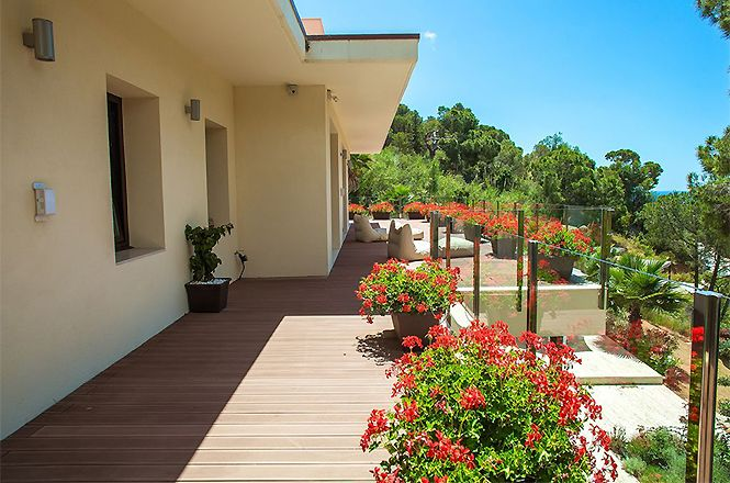 Tossa de Mar Modern Villa