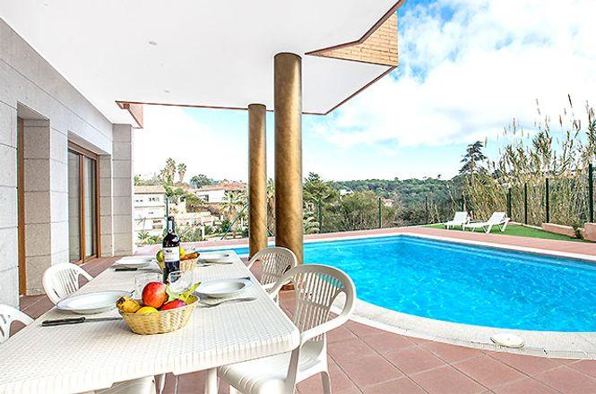 Private Villa Lloret