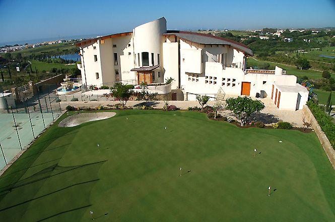 Flamingos Golf Design Villa