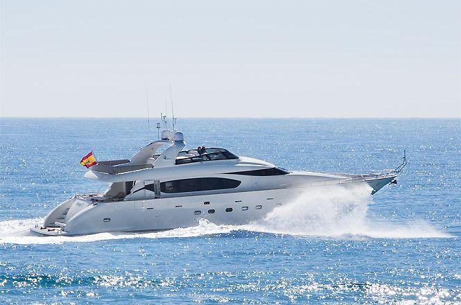 Maiora Super Yacht Ibiza