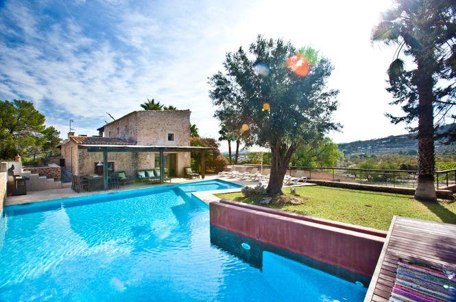 Pool Villa Ibiza