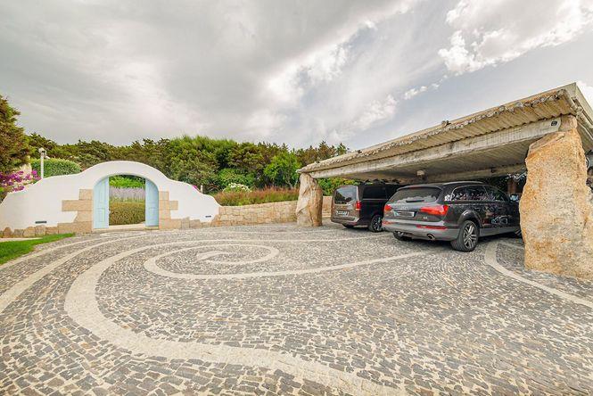 Luxury Villa Porto Cervo