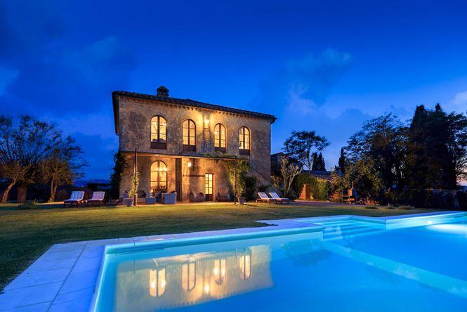 Luxury House Siena