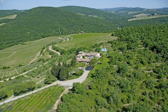Siena Chic House