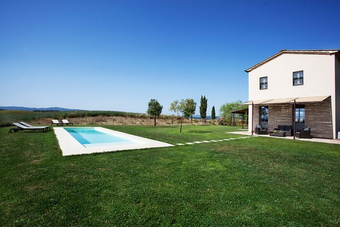 Montalcino Luxury Home