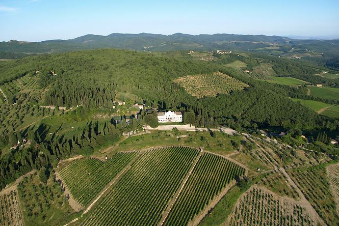 Chianti Exclusive Mansion