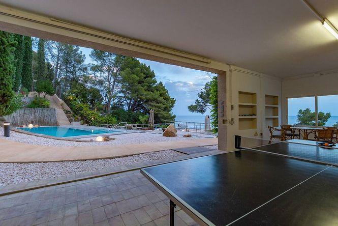 Tossa Splendid Villa