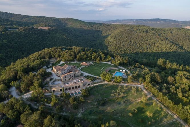 Luxury Farmhouse Siena