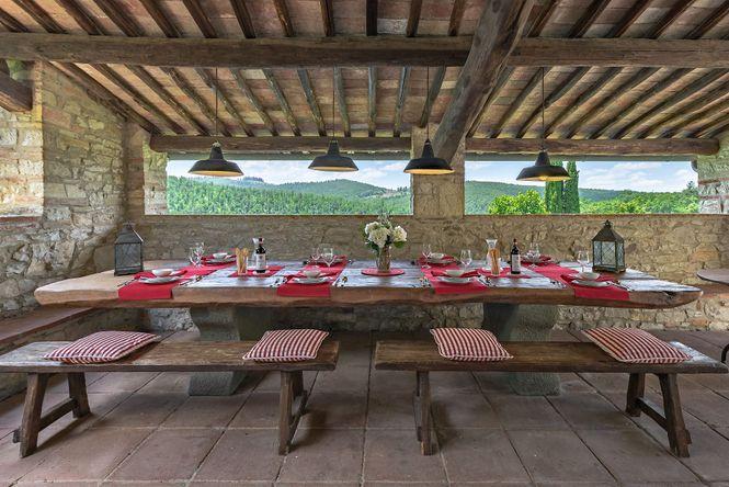 Luxury House Chianti