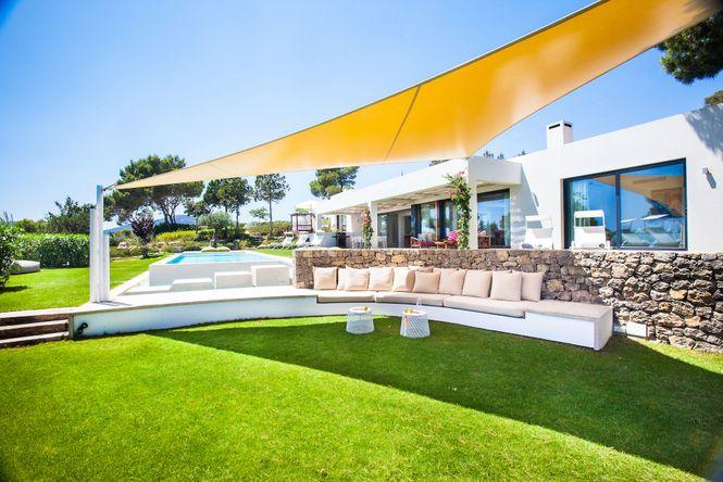 Cala Jondal View Villa