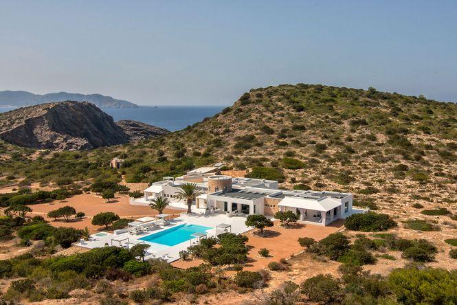Tagomago Private Island Villa