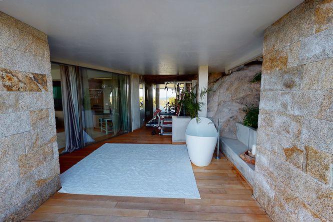 Chic Villa Porto Cervo