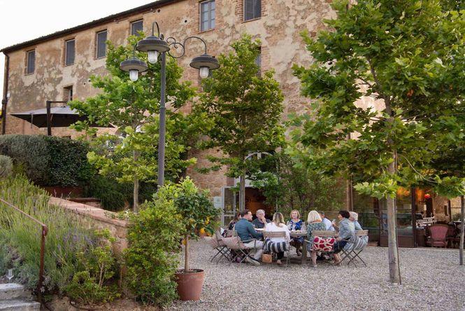 Chic Siena Retreat