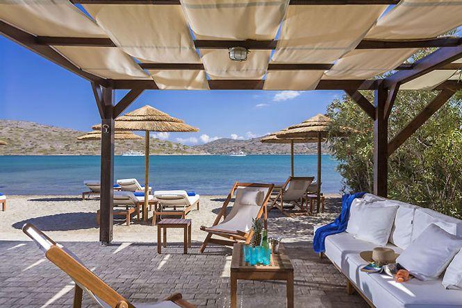 Elounda Beachfront Villa