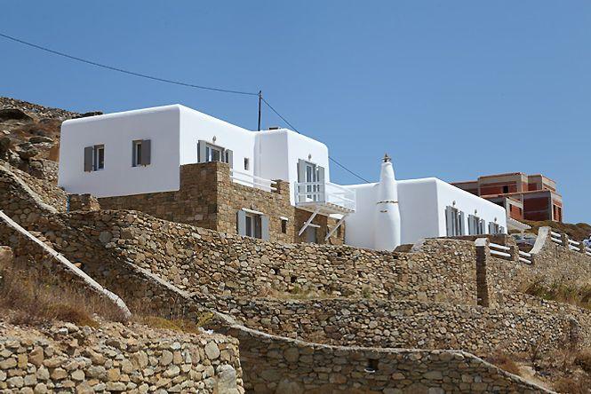 Minimalist Island Villa