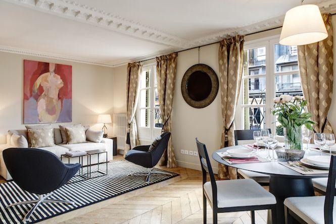Palais Royal Luxury Apartment