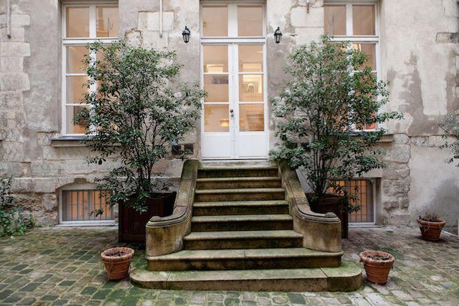 Paris Luxury Garden