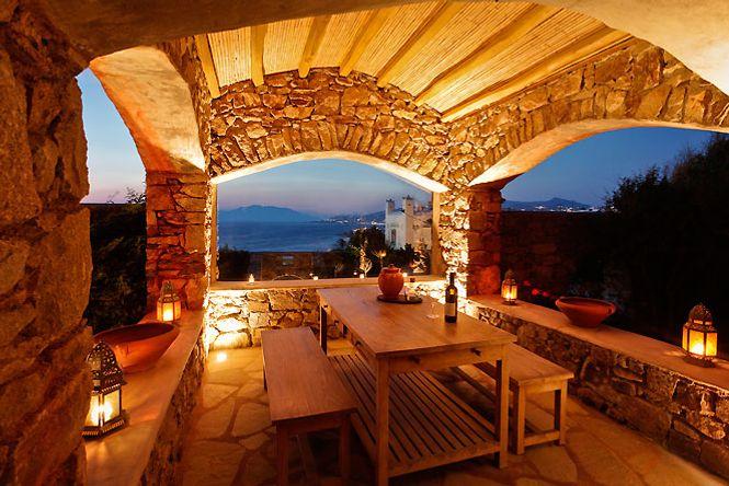 Mykonos Beach Villa