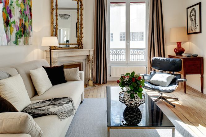 Terrace Flat Paris