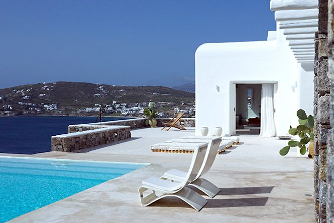 Sea View Modern House