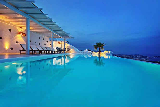 Aegean Private House