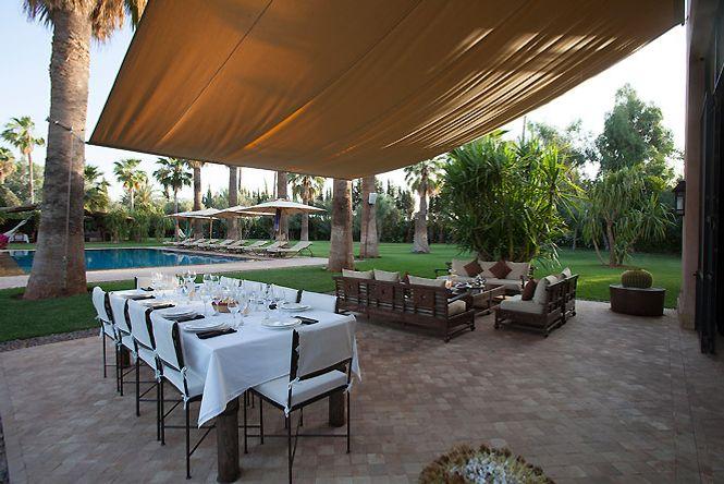 Desert Marrakech Palace