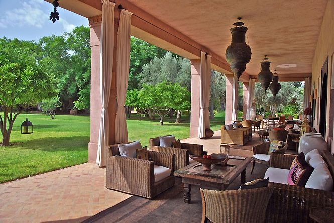 Palmeraie Villa Spa